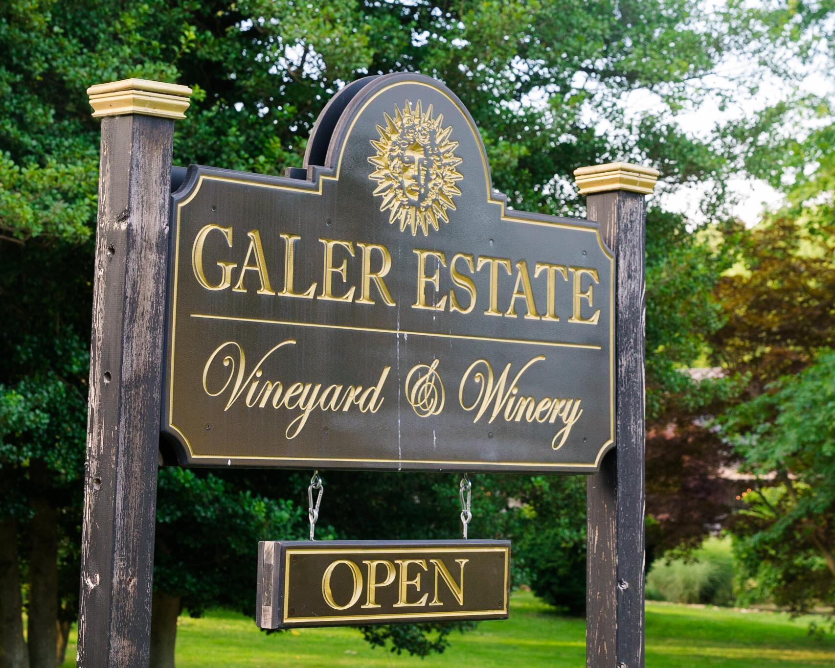 Galer Estate Vineyard and Winery